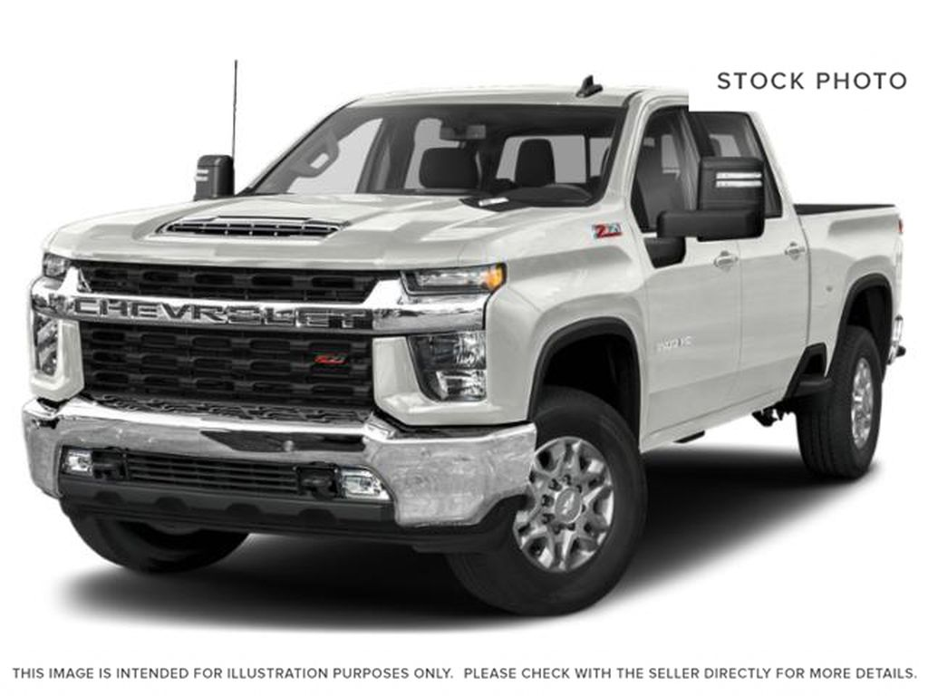 White[Iridescent Pearl Tricoat] 2021 Chevrolet Silverado 3500HD High Country