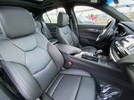 White[Crystal White Tricoat] 2021 Cadillac CT5 Sport Right Side Front Seat  Photo in Calgary AB