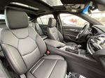 Black[Black Raven] 2021 Cadillac CT5 Sport Right Side Front Seat  Photo in Calgary AB