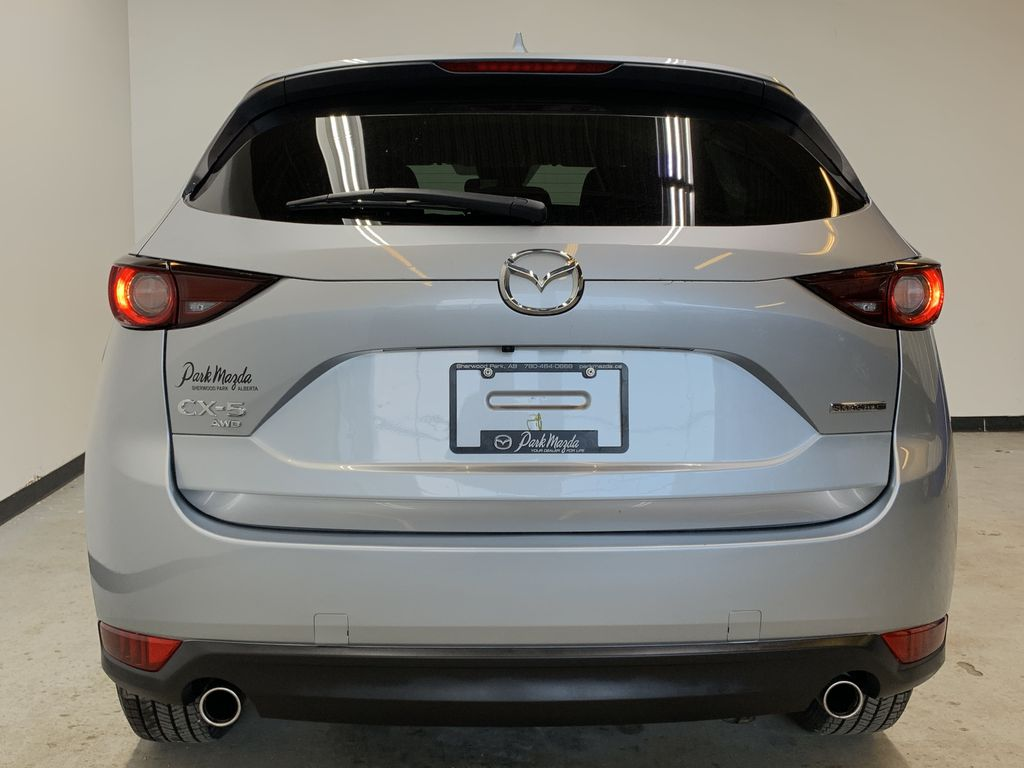 SILVERE 2020 Mazda CX-5 GX AWD - Hail Sale/ Make us an offer! Rear of Vehicle Photo in Edmonton AB