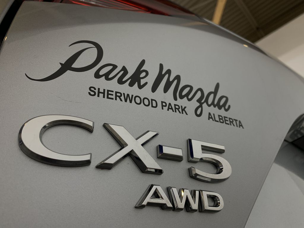 SILVERE 2020 Mazda CX-5 GX AWD - Hail Sale/ Make us an offer! Trim Specific Photo in Edmonton AB