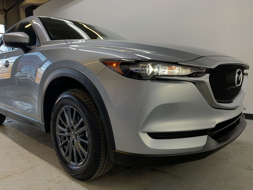 SILVERE 2020 Mazda CX-5 GX AWD - Hail Sale/ Make us an offer! Right Front Corner Photo in Edmonton AB