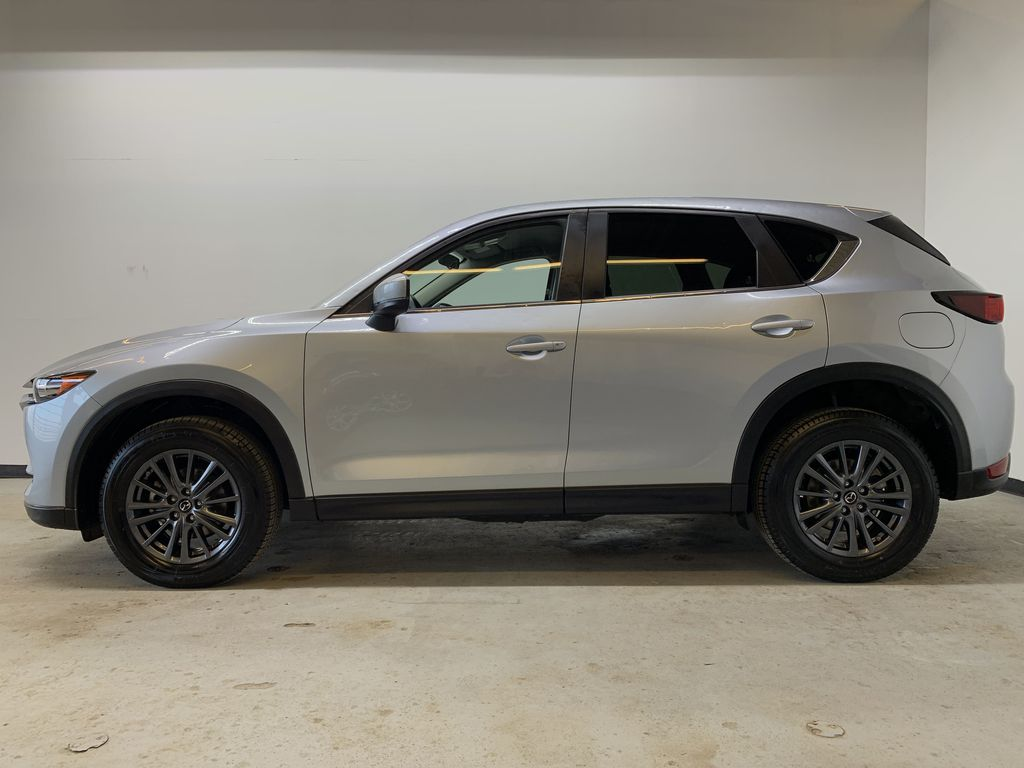 SILVERE 2020 Mazda CX-5 GX AWD - Hail Sale/ Make us an offer! Left Side Photo in Edmonton AB
