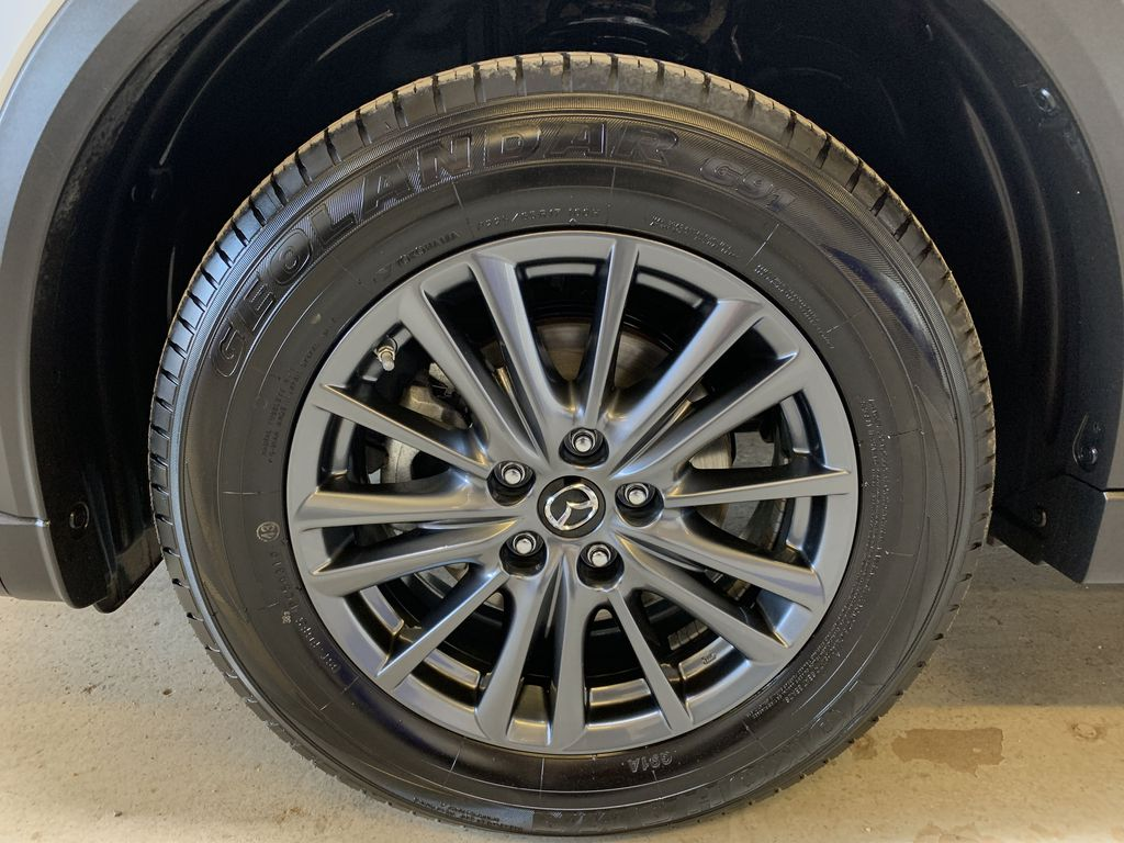 SILVERE 2020 Mazda CX-5 GX AWD - Hail Sale/ Make us an offer! Left Front Rim and Tire Photo in Edmonton AB