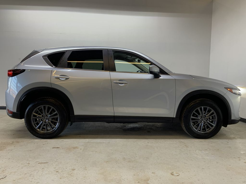 SILVERE 2020 Mazda CX-5 GX AWD - Hail Sale/ Make us an offer! Right Side Photo in Edmonton AB