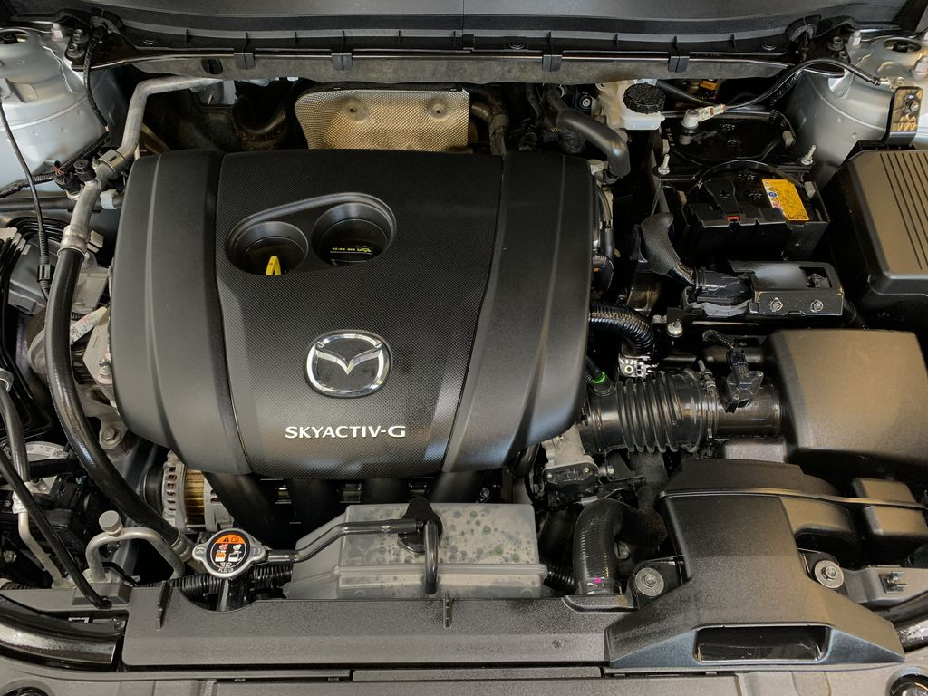 SILVERE 2020 Mazda CX-5 GX AWD - Hail Sale/ Make us an offer! Engine Compartment Photo in Edmonton AB