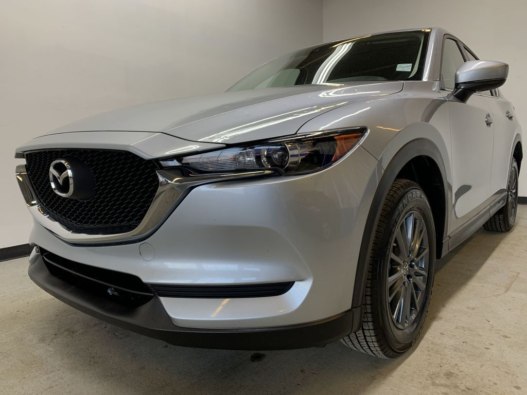 SILVERE 2020 Mazda CX-5 GX AWD - Hail Sale/ Make us an offer! Left Front Corner Photo in Edmonton AB
