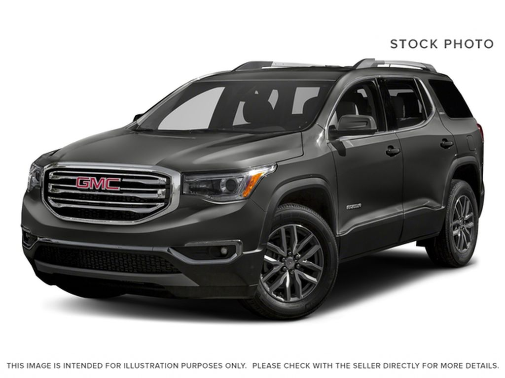 Gray[Iridium Metallic] 2018 GMC Acadia