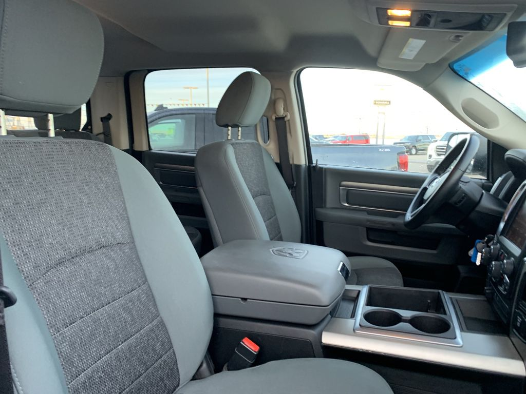 Black[Black Clearcoat] 2014 Ram 1500 Driver's Side Door Controls Photo in Fort Macleod AB