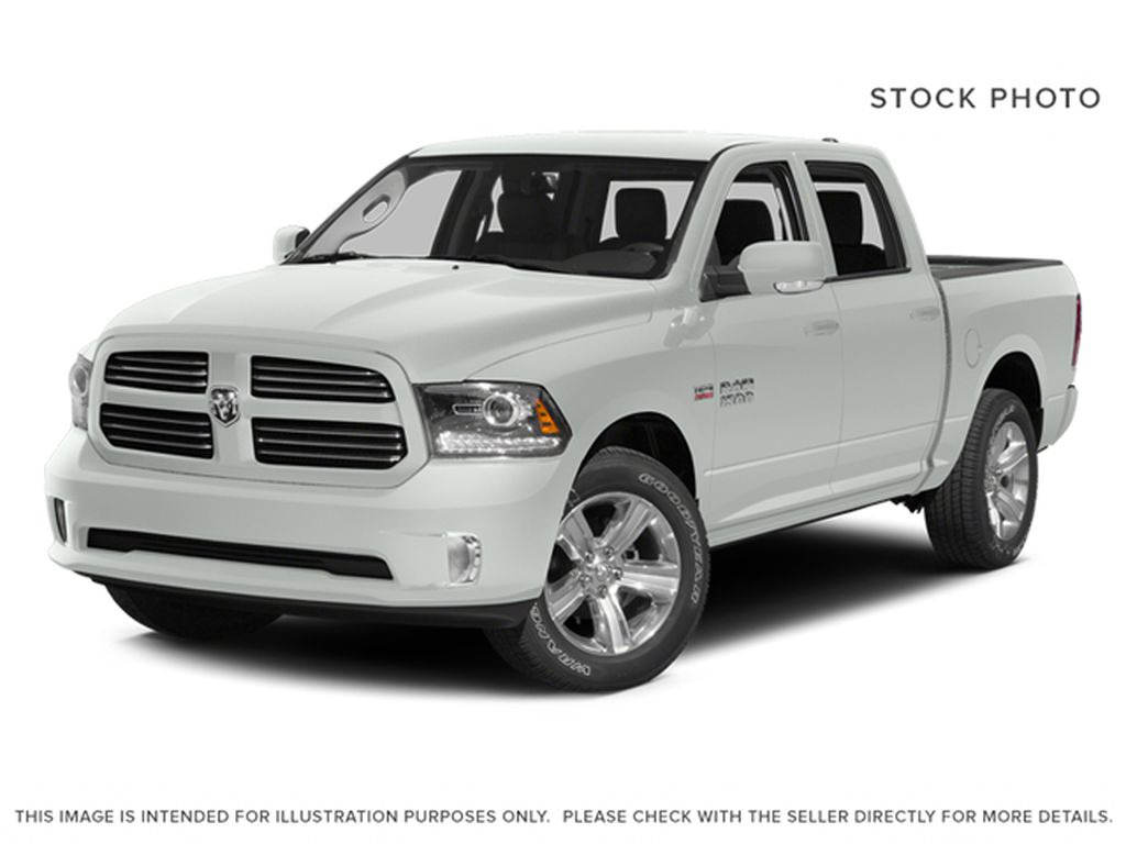 White[Bright White Clearcoat] 2014 Ram 1500