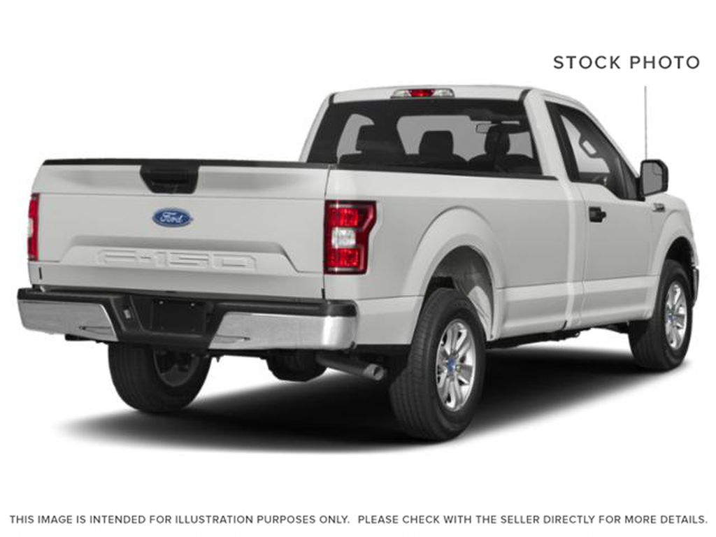 Gray[Guard] 2018 Ford F-150 Right Rear Corner Photo in Fort Macleod AB
