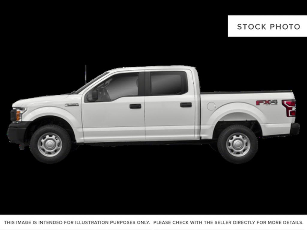 Gray[Guard] 2018 Ford F-150 Left Side Photo in Fort Macleod AB