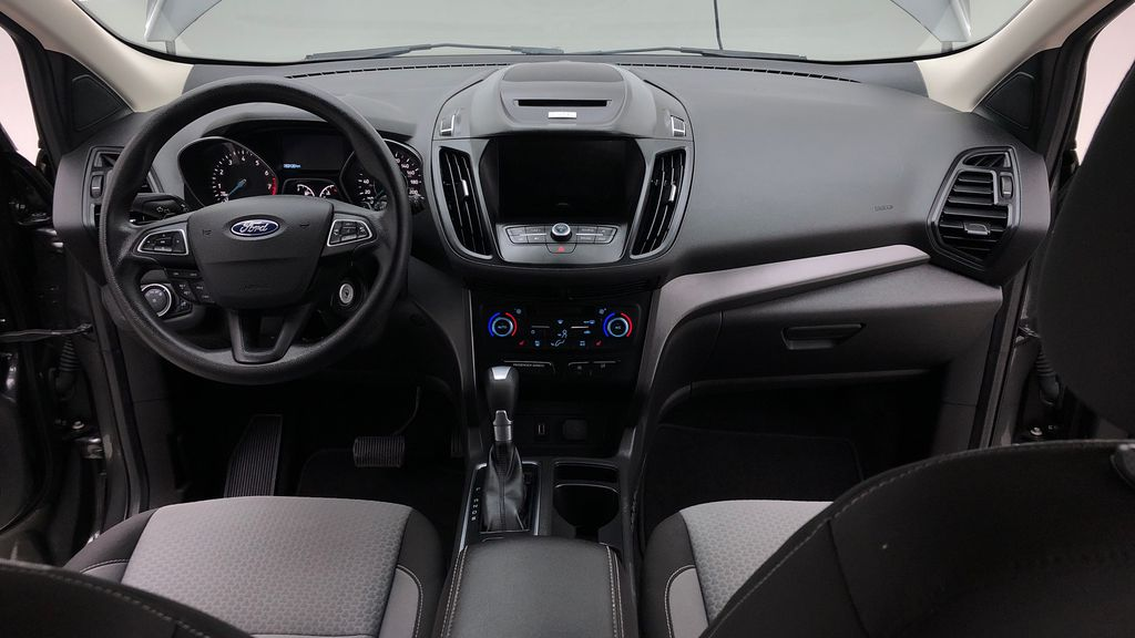 Gray[Magnetic] 2017 Ford Escape SE 4WD - Backup Camera, Power Liftgate, Bluetooth Central Dash Options Photo in Winnipeg MB