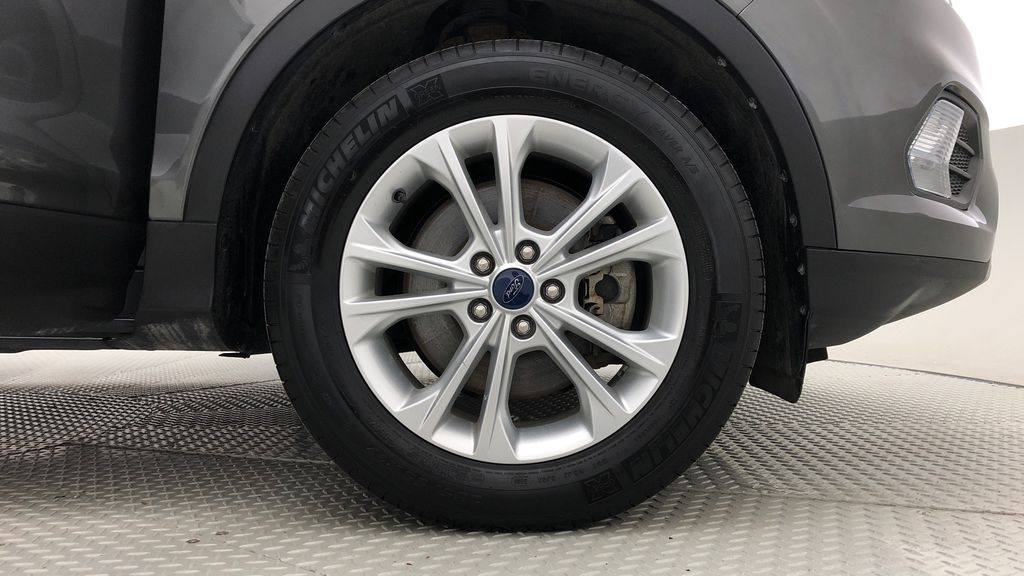 Gray[Magnetic] 2017 Ford Escape SE 4WD - Backup Camera, Power Liftgate, Bluetooth Right Front Rim and Tire Photo in Winnipeg MB