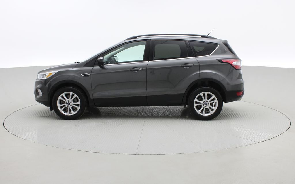 Gray[Magnetic] 2017 Ford Escape SE 4WD - Backup Camera, Power Liftgate, Bluetooth Left Side Photo in Winnipeg MB