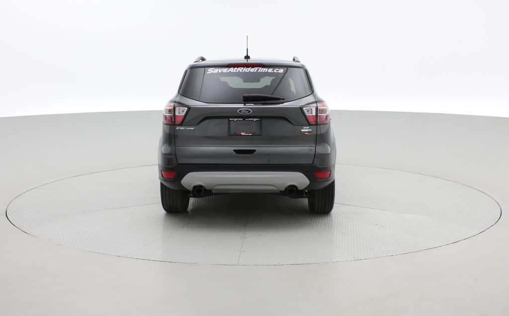 Gray[Magnetic] 2017 Ford Escape SE 4WD - Backup Camera, Power Liftgate, Bluetooth Rear of Vehicle Photo in Winnipeg MB