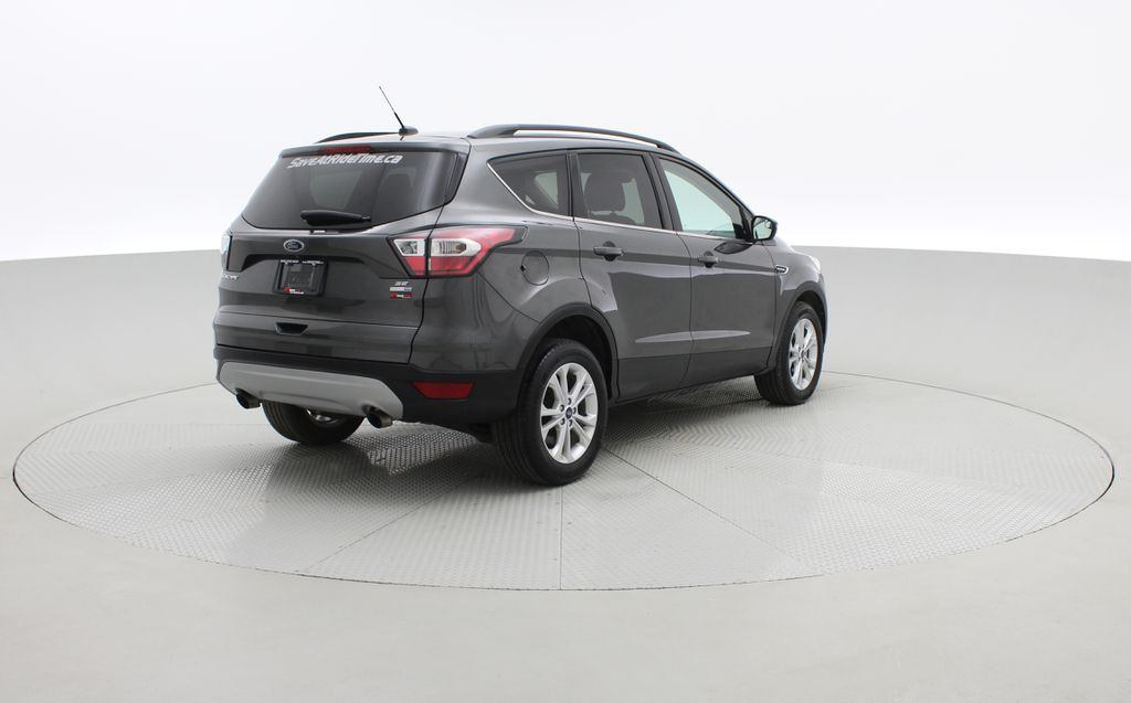 Gray[Magnetic] 2017 Ford Escape SE 4WD - Backup Camera, Power Liftgate, Bluetooth Right  Rear Corner Photo in Winnipeg MB