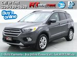Gray[Magnetic] 2017 Ford Escape SE 4WD - Backup Camera, Power Liftgate, Bluetooth Primary Listing Photo in Winnipeg MB