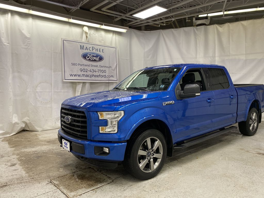 Blue[Blue Flame] 2016 Ford F-150