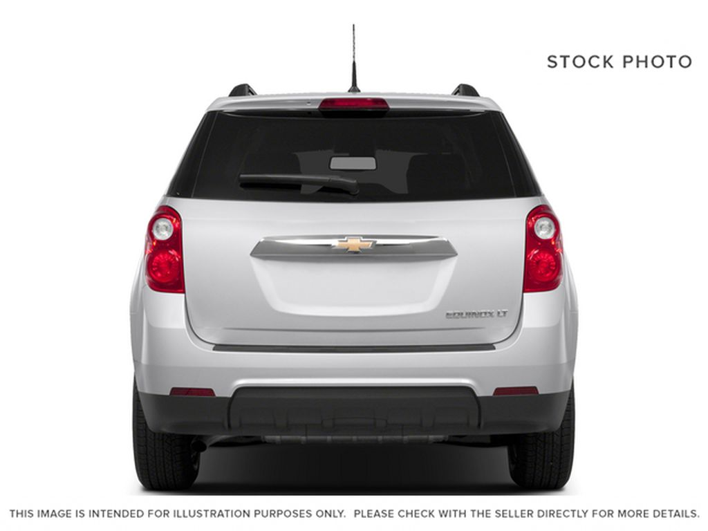 2015 Chevrolet Equinox Rear of Vehicle Photo in Barrhead AB
