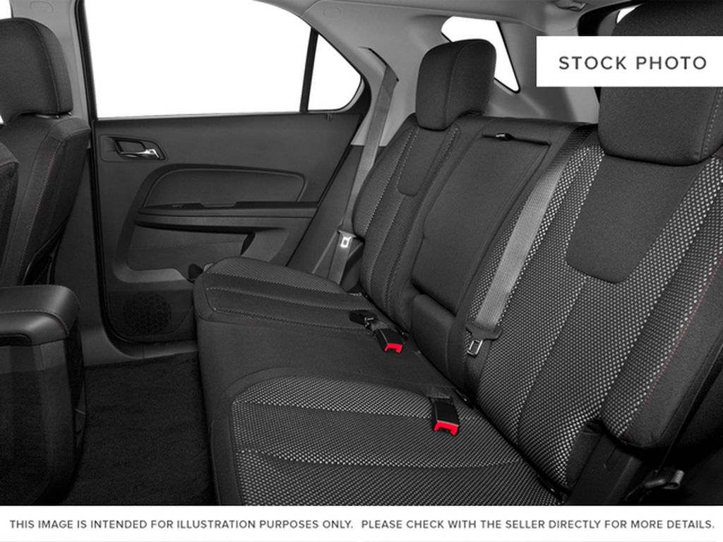 2015 Chevrolet Equinox Left Side Rear Seat  Photo in Barrhead AB