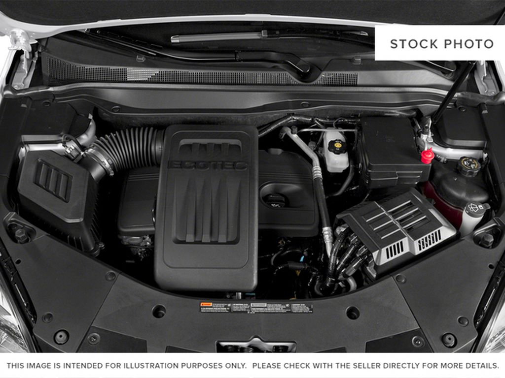 2015 Chevrolet Equinox Engine Compartment Photo in Barrhead AB
