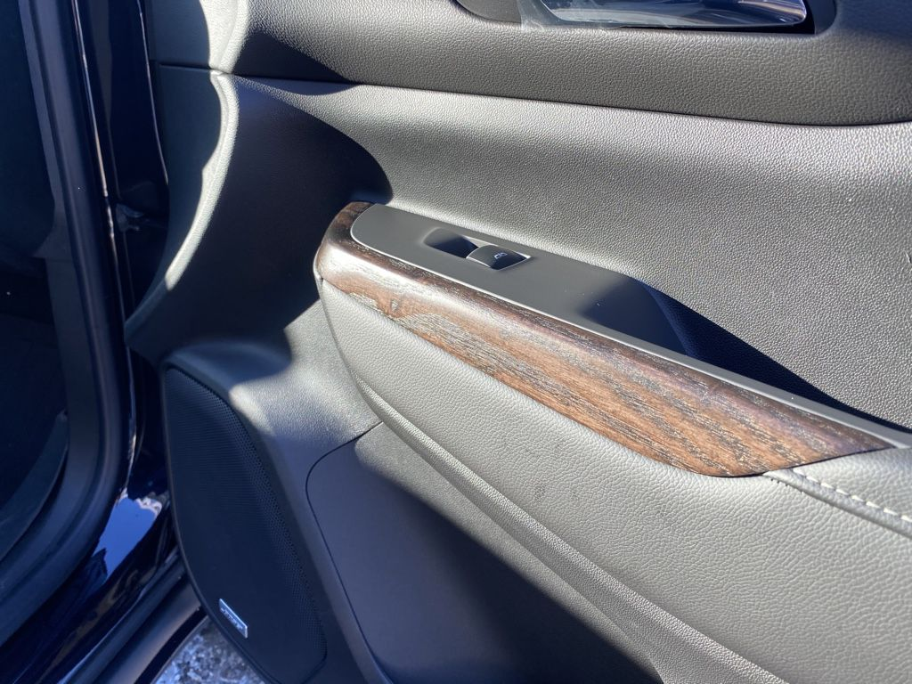 Blue 2021 GMC Acadia Right Side Front Seat  Photo in Barrhead AB