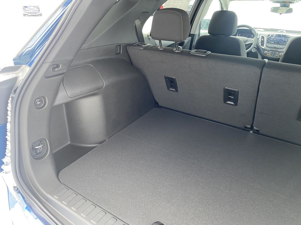 Blue 2021 Chevrolet Equinox Right Side Rear Seat  Photo in Barrhead AB