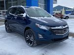 Blue 2021 Chevrolet Equinox Left Front Head Light / Bumper and Grill in Barrhead AB
