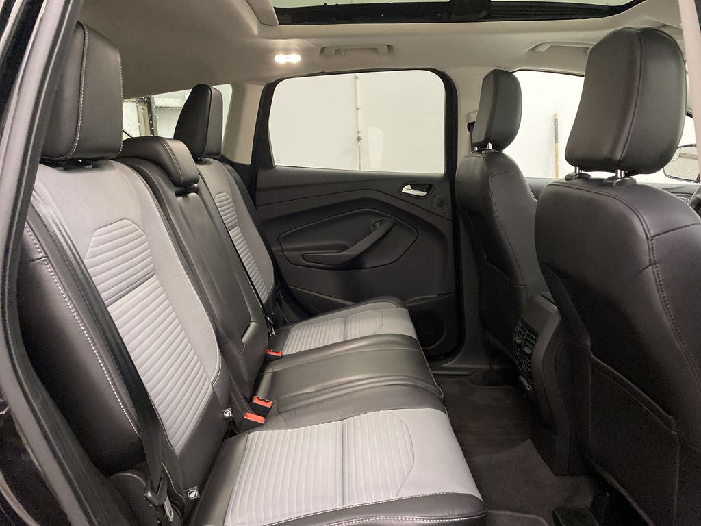 2019 Ford Escape Right Side Rear Seat  Photo in Dartmouth NS