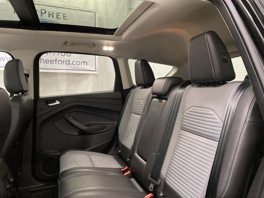 2019 Ford Escape Left Side Rear Seat  Photo in Dartmouth NS