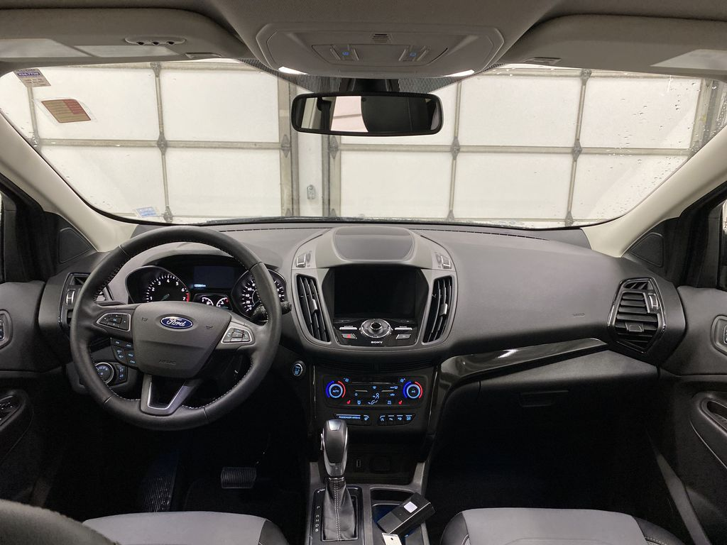 2019 Ford Escape Strng Wheel/Dash Photo: Frm Rear in Dartmouth NS