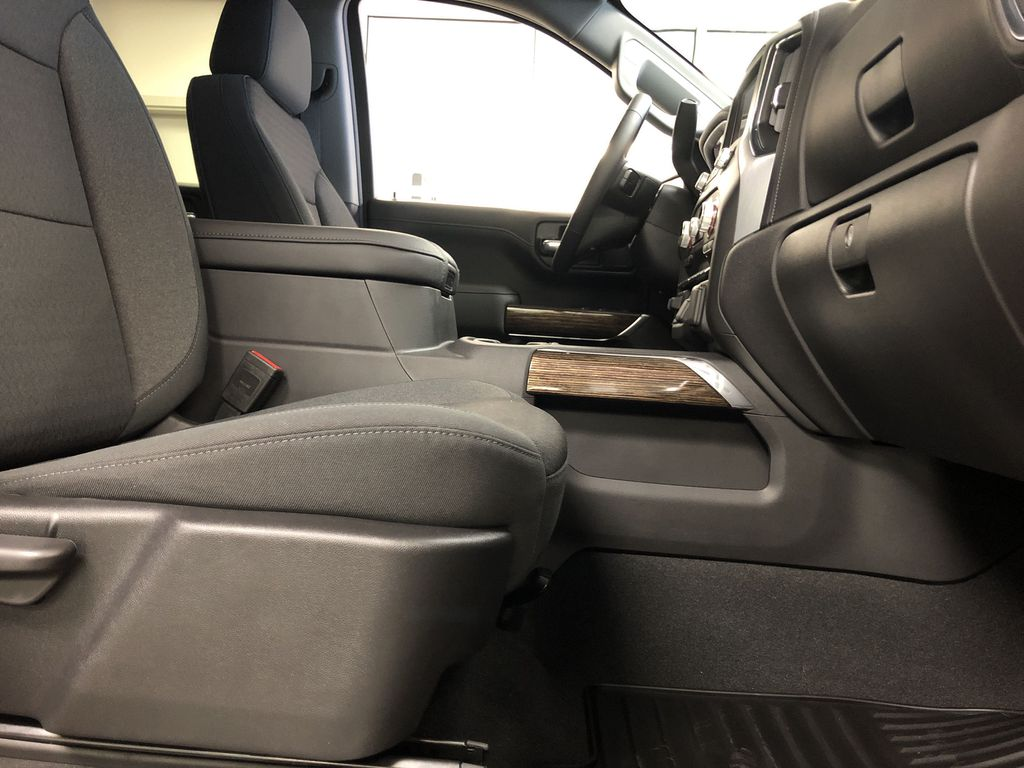 Red[Cayenne Red Tintcoat] 2021 GMC Sierra 1500 Right Side Front Seat  Photo in Edmonton AB