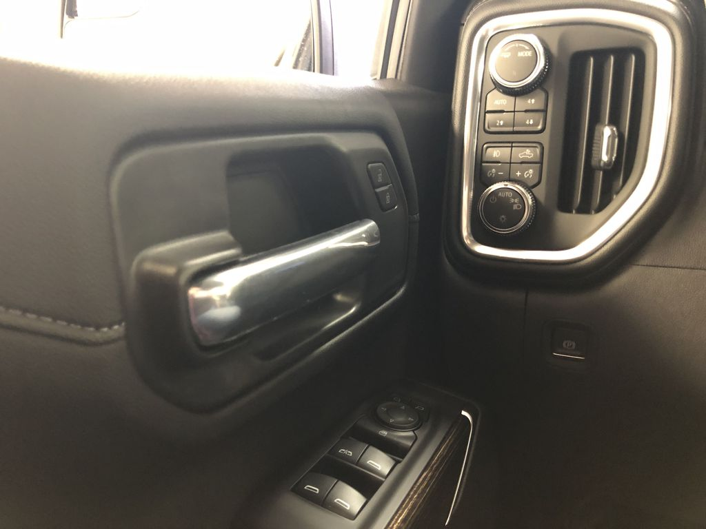 Red[Cayenne Red Tintcoat] 2021 GMC Sierra 1500  Driver's Side Door Controls Photo in Edmonton AB