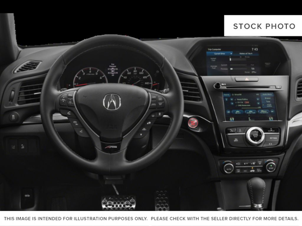 WHITE/ NH-883P 2021 Acura ILX Right Side Front Seat  Photo in Kelowna BC