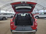 Red 2021 Chevrolet Trailblazer Apple Carplay/Android Auto Photo in Airdrie AB