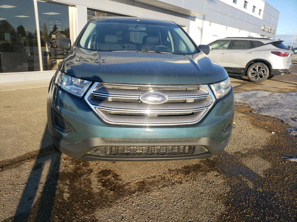 2016 Ford Edge Left Front Corner Photo in Westlock AB