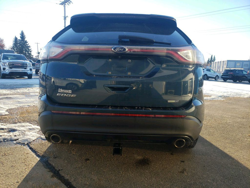 2016 Ford Edge Left Front Interior Photo in Westlock AB