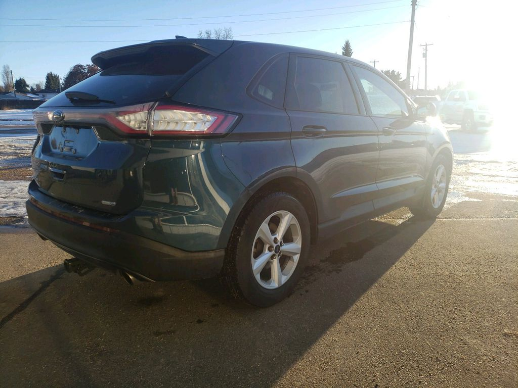 2016 Ford Edge Driver's Side Door Controls Photo in Westlock AB
