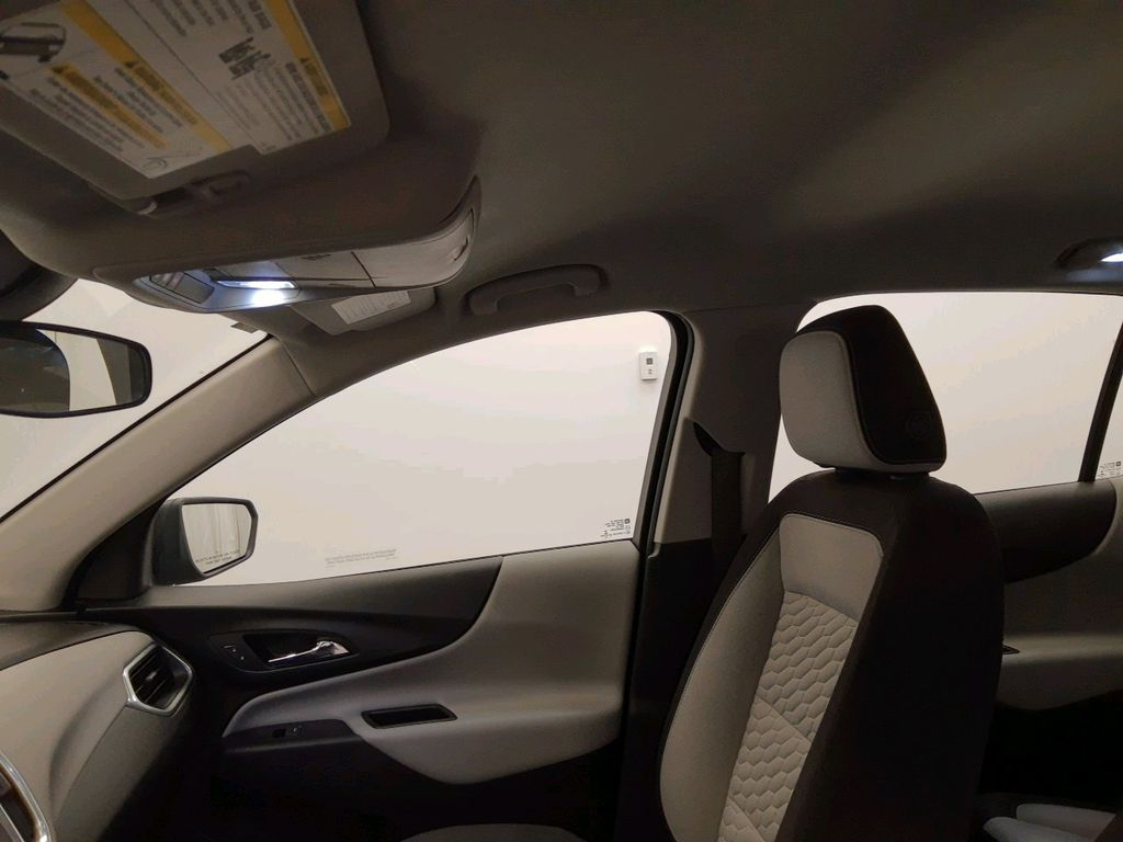 Black 2018 Chevrolet Equinox Left Side Rear Seat  Photo in Lethbridge AB