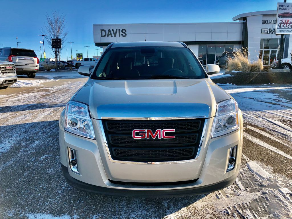 Tan 2012 GMC Terrain Left Front Rim and Tire Photo in Lethbridge AB