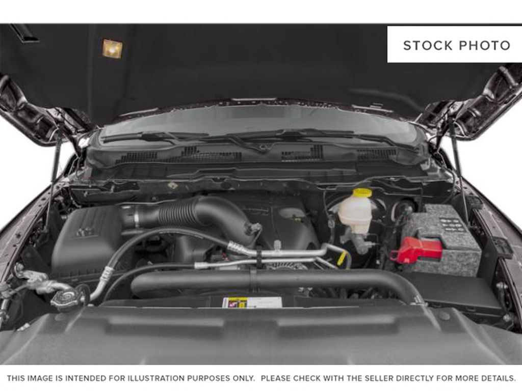 2018 Ram 1500 Engine Compartment Photo in Fort Macleod AB