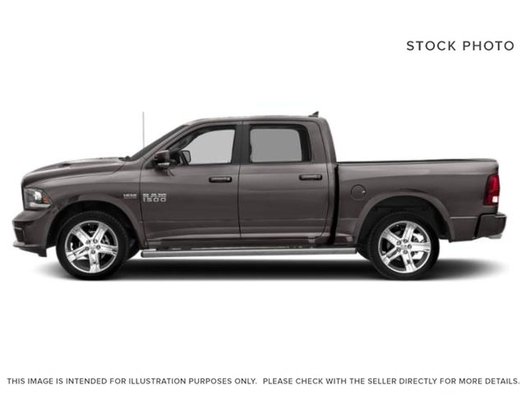 2018 Ram 1500 Left Side Photo in Fort Macleod AB