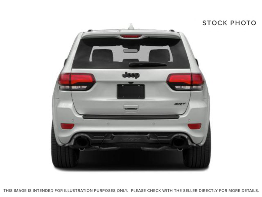 2019 Jeep Grand Cherokee Rear of Vehicle Photo in Fort Macleod AB