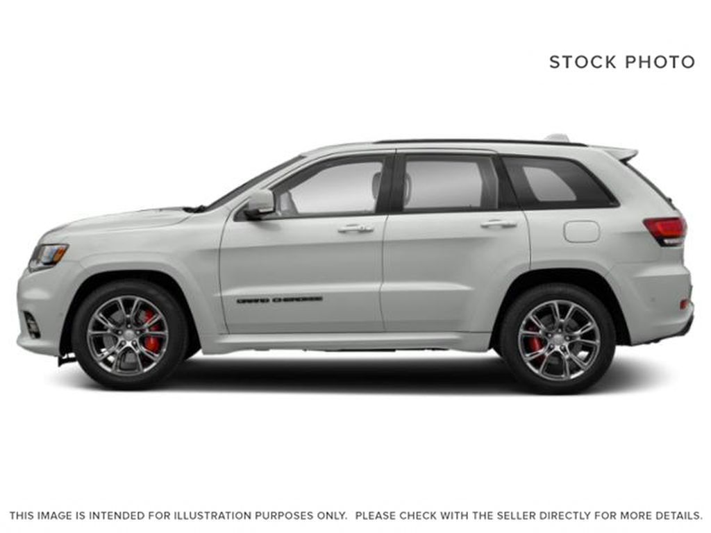 2019 Jeep Grand Cherokee Left Side Photo in Fort Macleod AB