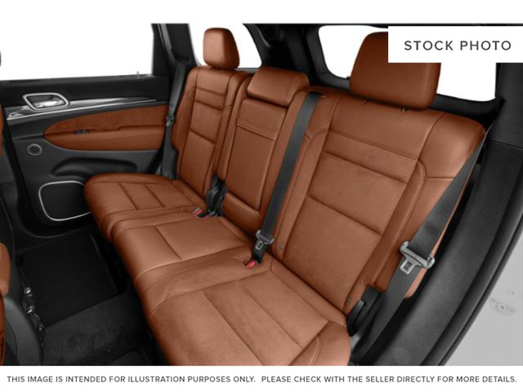 2019 Jeep Grand Cherokee Left Side Rear Seat  Photo in Fort Macleod AB