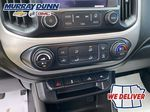 Silver[Quicksilver Metallic] 2015 GMC Canyon SLE Frnt Seat Climate Ctrls Photo in Nipawin SK