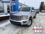 Silver[Quicksilver Metallic] 2015 GMC Canyon SLE Primary Listing Photo in Nipawin SK