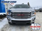 Silver[Quicksilver Metallic] 2015 GMC Canyon SLE Front Vehicle Photo (Low) in Nipawin SK