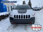 White[Bright White] 2016 Jeep Cherokee Front Vehicle Photo in Nipawin SK